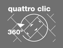 Icon von Quattro Clic